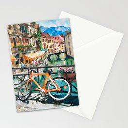 Annecy, France Stationery Cards