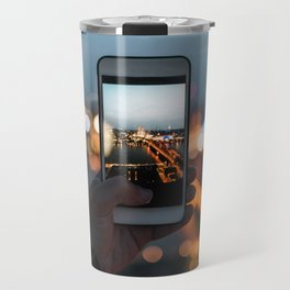 Picture of a picture - Cologne, Germany Travel Mug