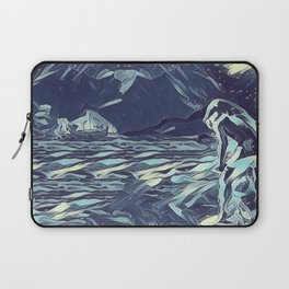 Isla de la Luna Laptop Sleeve