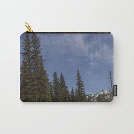 Carol M Highsmith - Winter Forest Carry-All Pouch
