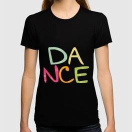 Dance Nursery Art T-shirt