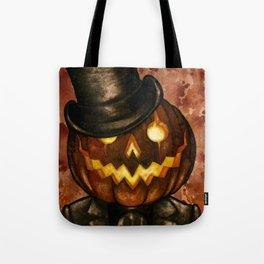Dapper Jack Tote Bag
