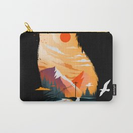 The Peaks Carry-All Pouch
