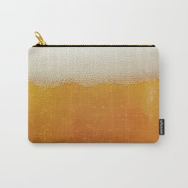 Beer Bubbles Carry-All Pouch