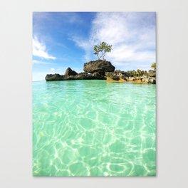 Boracay Bliss Canvas Print
