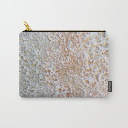 abstract surface Carry-All Pouch