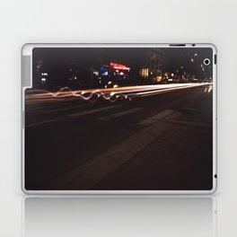 Downtown Lights Laptop & iPad Skin