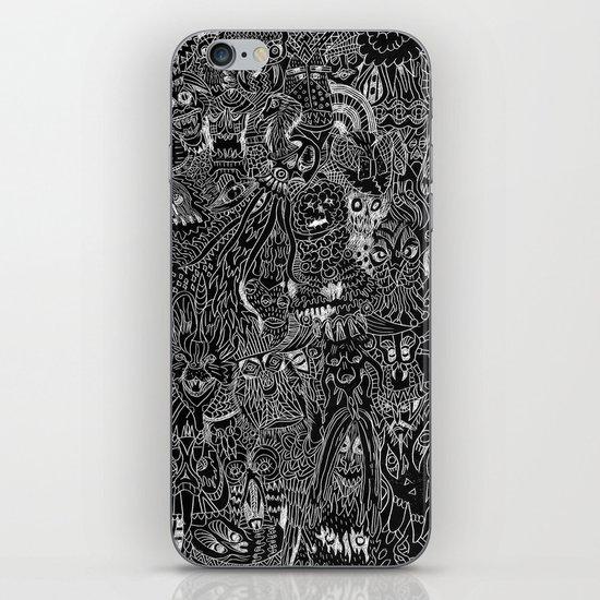 Peepers iPhone & iPod Skin