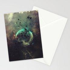 βyrd wyrld Stationery Cards