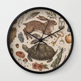 Myth Wall Clock