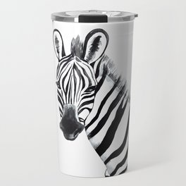 Zebra, animal Travel Mug