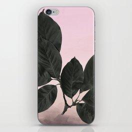 Botanical dreams iPhone Skin