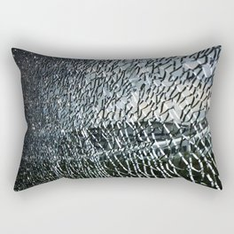 I see beauty in it, how about you? Rectangular Pillow