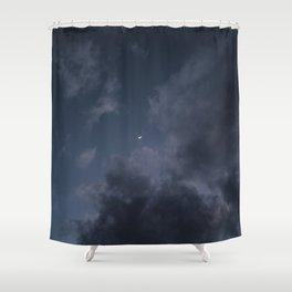 Hawaiian Moon II Shower Curtain