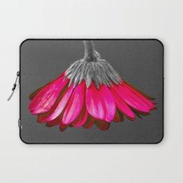 Flower | Flowers | Melancholia | Drooping Flower Laptop Sleeve