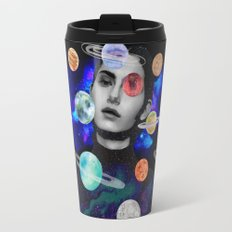 spaced out. Travel Mug