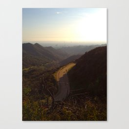 Way Found Canvas Print