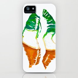 Kiss Me, I'm Irish iPhone Case