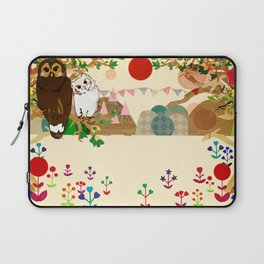 Front Cover for Cut-Click Magazine Laptop Sleeve