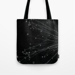 Tilting shadows of the timeless Tote Bag