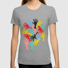 CELEBRATE! Graphic Hands T-shirt