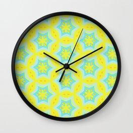 Athenais offset 12 Wall Clock