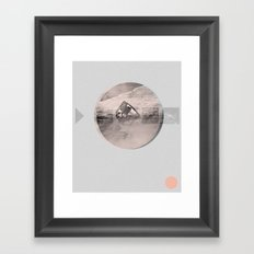 for the stars Framed Art Print