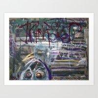 """Thrift Store"" Art Print"