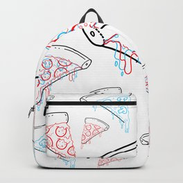 Double Pizza Backpack