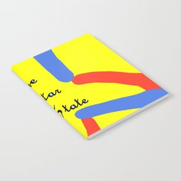 Lone Star State of Texas Notebook