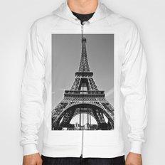 Tower Eiffel En Noir Hoody