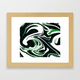 SOMEONE´S CONSCIENCE Framed Art Print
