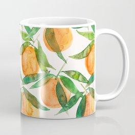 oranges watercolor Coffee Mug