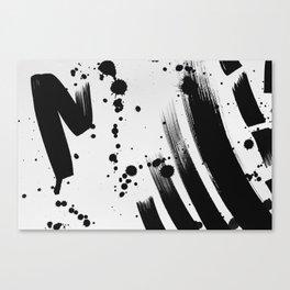 Feelings #2 Canvas Print