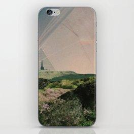 Sky Camping iPhone Skin