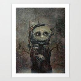 Scarecrow Art Print