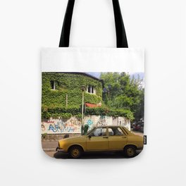 Bucharest #1 Tote Bag