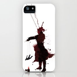 BARBARA iPhone Case