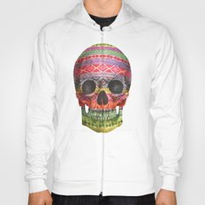 Navajo Skull  Hoody