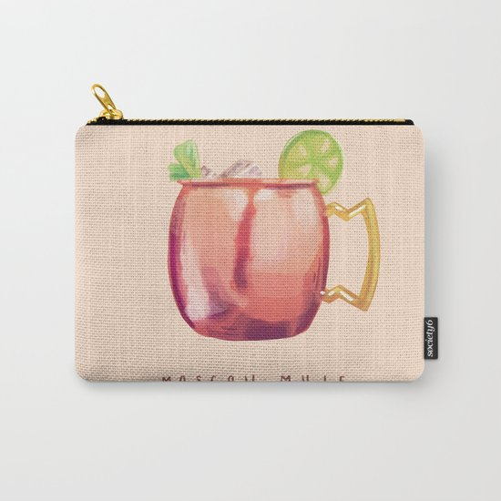 Moscow Mule Carry-All Pouch