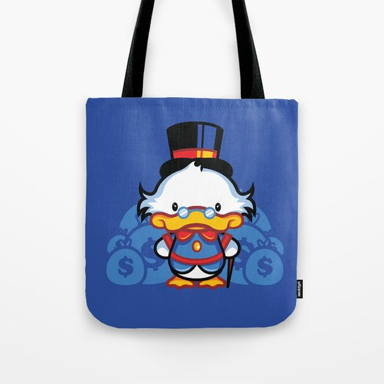 Hello Scroogie Tote Bag