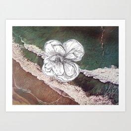 Sanguine Art Print