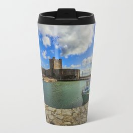 Old Carrickfergus Travel Mug