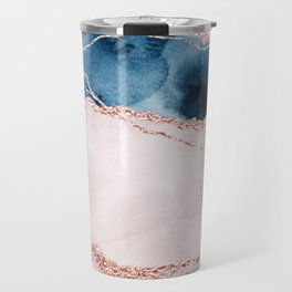 storm whipped sea I Travel Mug