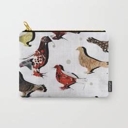 For the birds Carry-All Pouch