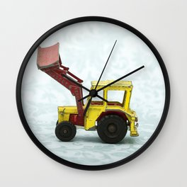 Vintage Corgi Junior - Massey Ferguson Tractor Wall Clock