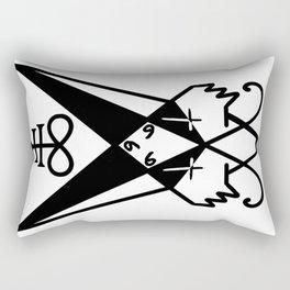Modest Supreme (Transparent) Rectangular Pillow
