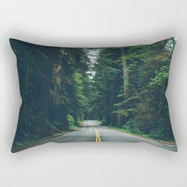 Redwoods Rectangular Pillow