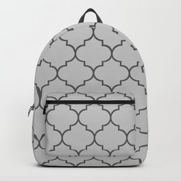 Imperial Trellis Winter 2019 Color: Gasp Gray Backpack