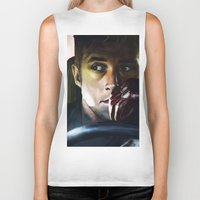 drive Biker Tanks featuring Drive by Jordan Grimmer